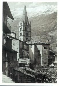 Chiesa e Campanile_ stile longobardo