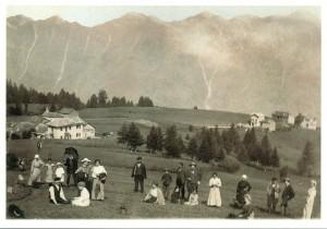Pian del Frais inizi 1900