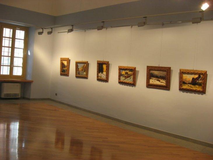 "Pinacoteca ""Giuseppe Augusto Levis"" – orari e contatti"